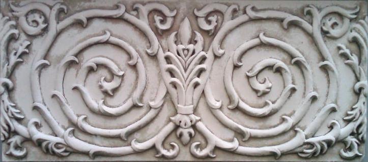 Sculptural Panel